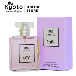 Nước hoa nữ Iris Crystal 50ml (Mauve)