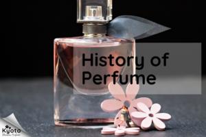 Lịch sử nước hoa