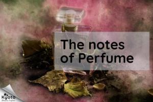 Những mùi nước hoa phổ biến