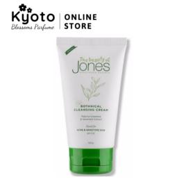 Sữa rửa mặt Trà xanh Tảo biển Botanical Cleansing Cream 100g