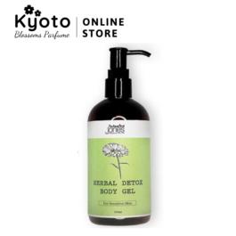 Sữa tắm thảo mộc thải độc da Herbal Detox Body Gel 300ml