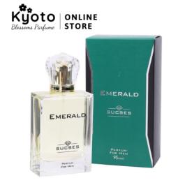 Nước hoa nam Cao cấp Sucses Emerald 95ml (Rainforest Quintessence)