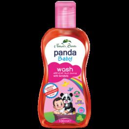 Sữa tắm cho bé Panda Baby Wash With Gotukola 100ml