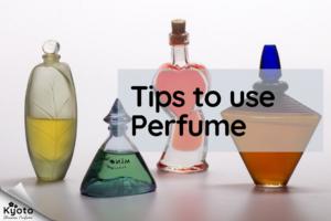 8 Mẹo vặt hay khi dùng nước hoa bạn nên biết