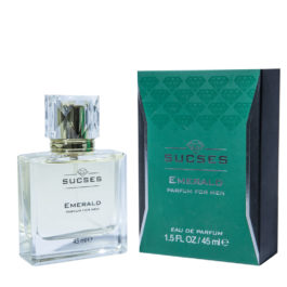 Nước hoa nam Cao cấp Sucses Emerald 45ml (Rainforest Quintessence)