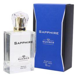 Nước hoa nam Cao cấp Sucses Sapphire 95ml (Mediterranean Air)